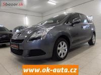 Peugeot 5008 1.6HDI PRAV.SER.PEUGEOT.ZÁRUKA KM-DP