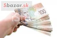 rýchla pôžička s garanciou 100%