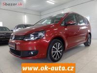 Volkswagen Touran 2.0 TDI COMFORT NAVI 12/2014-DPH
