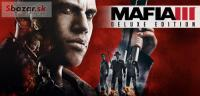 Mafia 3 Deluxe Edition CZ / EN PC STEAM ZĽAVA