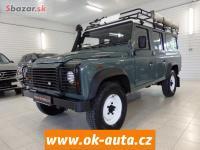 Land Rover Defender 2.4 TD KLIMA ZAHRÁDKA WEBASTO