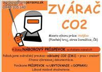 Zvárač CO2 - Top ponuka - náborový príspevok!