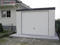 Montované garáže (s omietkou) pre celú SR
