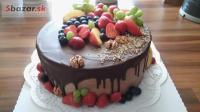 Chutné domáce tortičky a zákusky
