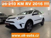 Toyota RAV4 2.0i NOVÉ V ČR 4x4 V ZÁRUCE 1 MAJ.
