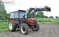 Zetor 7245 traktor predám traktor s nakladačom