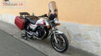 Honda CB 450N - original - + boční kufry + plexi