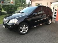 Prodám Mercedes-Benz ML 320 CDi 4Matic,