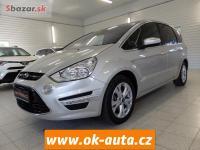 Ford S-MAX 2.0 TDCI TITANIUM NAVI 120 kW-DPH