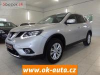 Nissan X-Trail 1.6 dCI ZÁRUKA KM new model 2015
