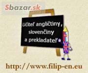 Angličtina pre vás