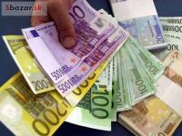 Pôžičky rýchle a spoľahlivé