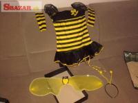 Karnevalový kostým VČIELKA (7 - 9 rokov)