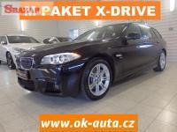 BMW 3.0d X-DRIVE M-PAKET 190 kW SERVIS BMW-DPH