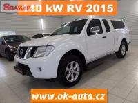 Nissan Navara 2.5 DCI NAVI KAMERA 140 kW 2015