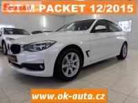 BMW 318 d GT M-PACKET 12/2015-DPH