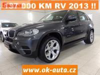 BMW X5 3.0 D FUTURA TARGA 137 000 KM 2013 - DPH