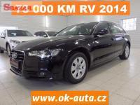 Audi A6 2.0 TDI 73 000 KM ZÁRUKA KM 2014-DPH