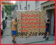 Sťahovanie Autodoprava Vypratávanie bytov, náby