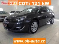 Opel Astra 2.0 CDTI COSMO 121 kW ZÁRUKA KM-DPH