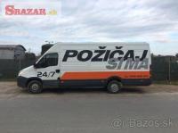 Požičovňa dodávok Bratislava