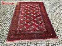 Antický ručně tkaný Afghán 255x160