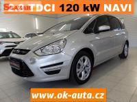 Ford S-MAX 2.0 TDCI TITANIUMNAVI120kW 2014