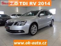 Škoda Superb 2.0 TDI COMFORT PANORAMA-DPH rv 2014
