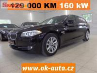 BMW 525D XDRIVE 160 kW PRAV.SERVIS BMW 129 000 KM