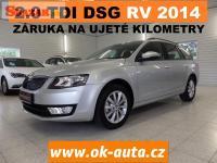 Škoda Octavia 2.0 TDI DSG NAVI CLIMATRONIC-DPH