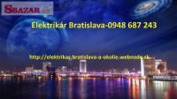 Elektrikár Bratislava -NONSTOP
