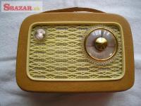 Tranzistorové rádio Tesla T 2800 B-Mír