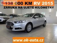 Ford Mondeo 2.0 TDCI KOUPENO V ČR ZÁRUKA KM 2015