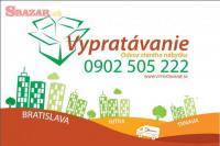 Preprava a sťahovanie Bratislava
