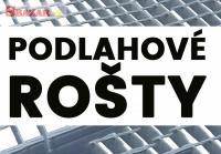 Podlahové rošty Poľsko / Schodiskové stupne s�