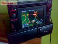 Volkswagen Orig.Navigace MFD + CD Měnič na 6CD.