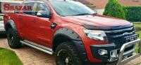 Lemy blatníků Kut Snake pro Ford Ranger