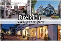 Ľahká ponuka pri Frankfurte
