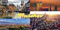 Mníchov - opatrovanie v krásnom meste