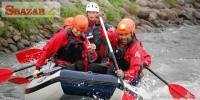Rafting - splav rieky Váh, Orava, Hron Dunajec a