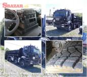 Vyklápac IVECO 410EH 8x4 500 PS 2008 bordmatic M