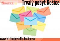 Trvalý pobyt Košice
