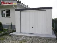 Montovaná garáž s omítkou - celá SR