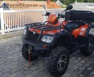 CF Moto 4x4 Allroad 500 Orange