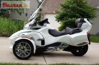 2013 Can-Am Spyder RT SE5 LIMITED, Stav mincovne.