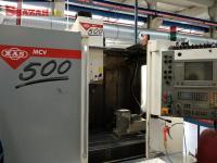 CNC Obráběcí centrum (vertikální) MAS MCV 500