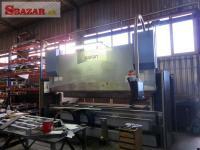 CNC Ohraňovací lis SAFAN H-BRAKE 170-4100 TS1