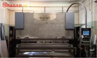 CNC Ohraňovací lis SAFAN L-K 120-3100 TSI