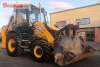 Traktorbager JCB 3CX Sitemaster - výborný stav