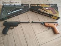 Vzduchová , lámacia pištoľ Kandar ,cal.5,5mm a